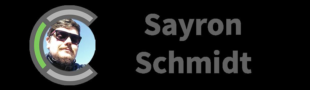 Sayron Schmidt