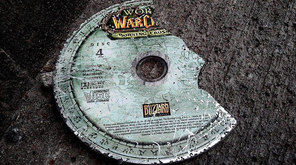 World of WarCraft e a rodinha de hamster