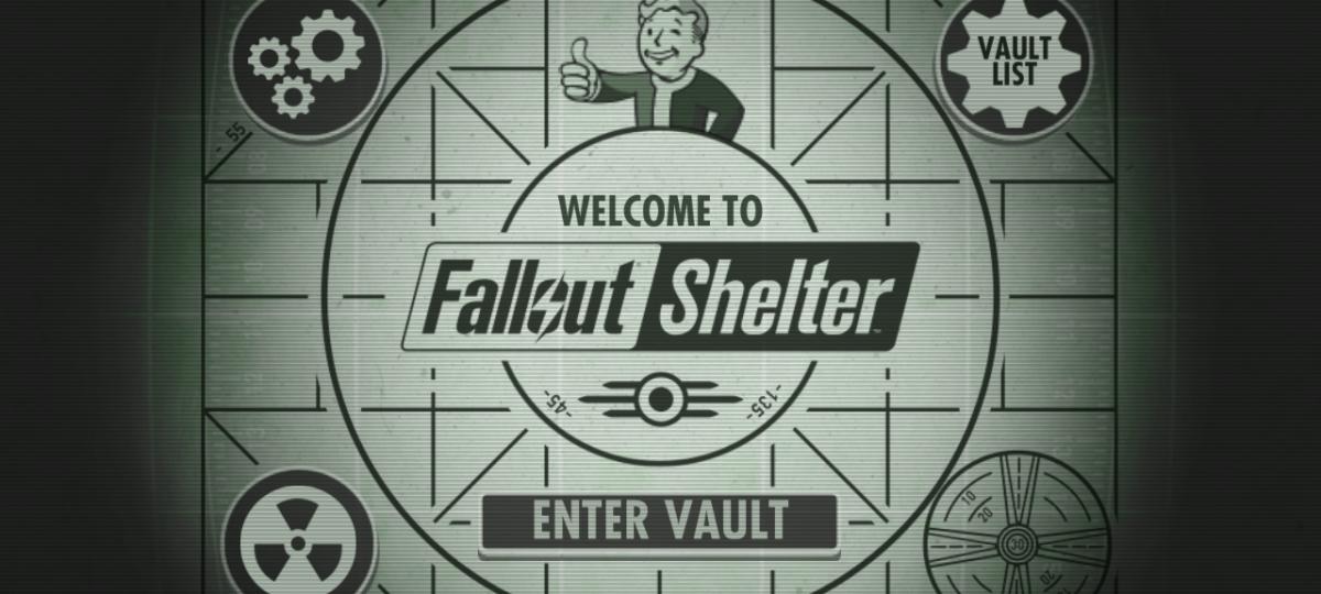 Crie uma utopia pós-nuclear em Fallout Shelter