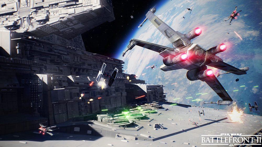 E3 2018 - Conferência da EA: Star Wars: Battlefront II