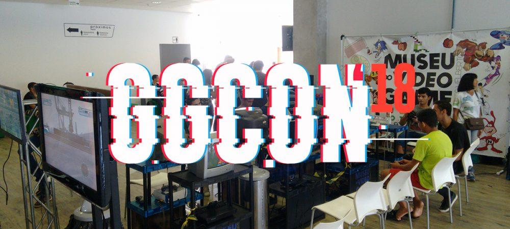 GGCON 2018: um evento modesto, com um início promissor