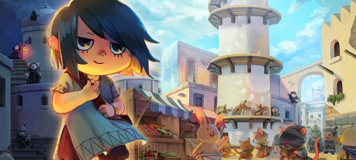 Nairi: Tower of Shirin: uma aventura encantadora, mas estranhamente incompleta