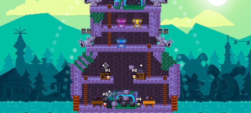 Mônica e a Guarda dos Coelhos: canhões, castelos, magia e muita diversão!