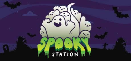 Coletânea de jogos independentes Spooky Station, por Coletivo Vaca Roxa